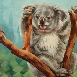 Margaret Stockdale - Australian Koala