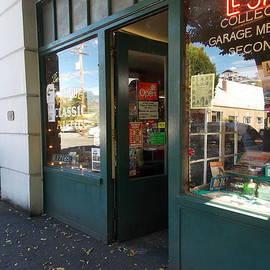 Patti Walden - Automobile Memorabilia Store in Port Townsend Washington