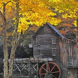 Beverly Canterbury - Autumn at Glade Creek Gristmill