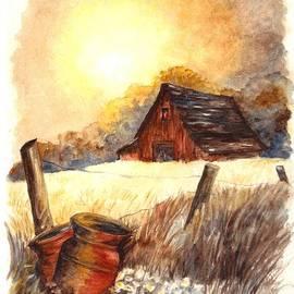 Carol Wisniewski - Autumn on the Farm
