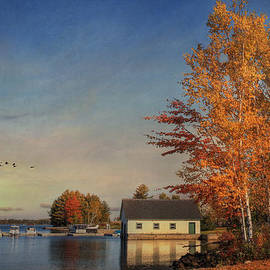 Lori Deiter - Autumn at Moosehead Lake