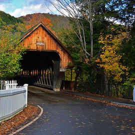 Autumn at the Middle Bridge