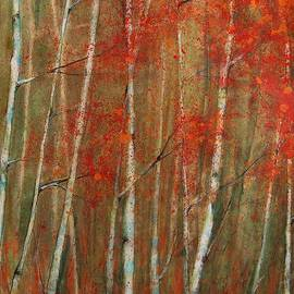Jani Freimann - Autumn Birch