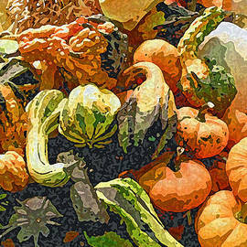Jean Hall - Autumn Bounty