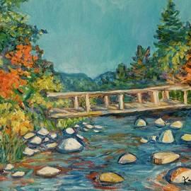 Kendall Kessler - Autumn Bridge