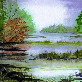 Brenda Owen - Autumn By The Lake