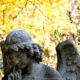Brenda Conrad - Autumn Cemetery 2