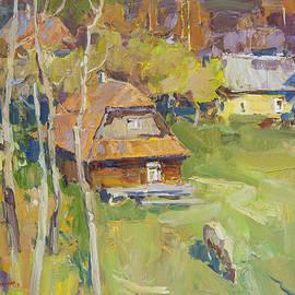 Alexander  Kriushin - Autumn colors