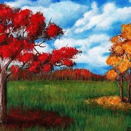 Anastasiya Malakhova - Autumn Colors