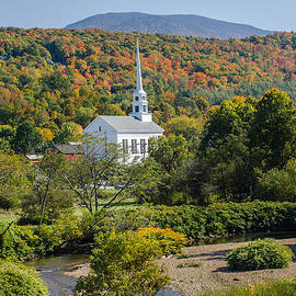 Jatinkumar Thakkar - Autumn Colors and Stowe Community Church