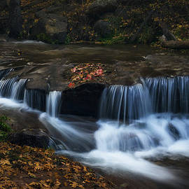 Saija  Lehtonen - Autumn Creekside
