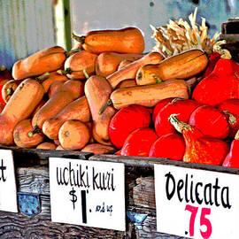 Joseph Coulombe - Autumn Farm Produce