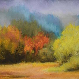 Nancy Jolley - Autumn Field