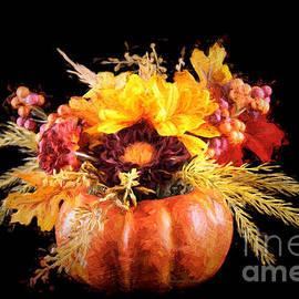 Darren Fisher - Autumn Flowers