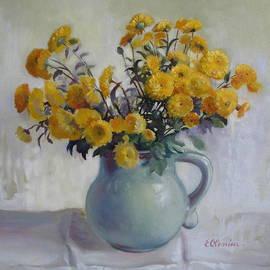 Elena Oleniuc - Autumn flowers