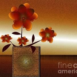 Iris Gelbart - Autumn Flowers