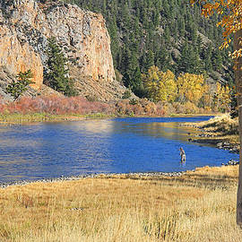 Jennie Marie Schell - Autumn Fly Fishing Big Hole River Montana