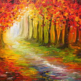 Francesca Agostini - Autumn
