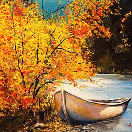 Alan Lakin - Autumn Gold