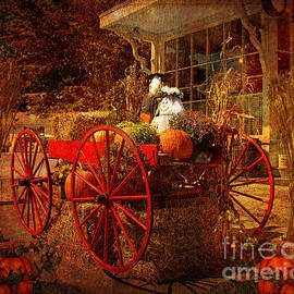 Lianne Schneider - Autumn Harvest at Brewster General