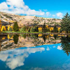 Gregory Ballos - Autumn in Aspen Colorado