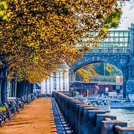 Alexander Senin - Autumn In Moscow Gorky Park