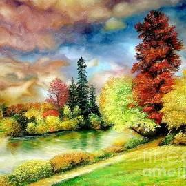 Sorin Apostolescu - Autumn in Park