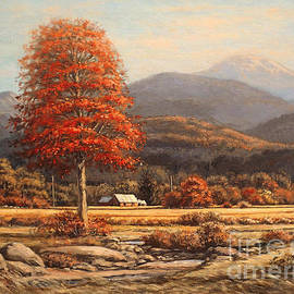 Pierre Morin - Autumn in the Appalaches