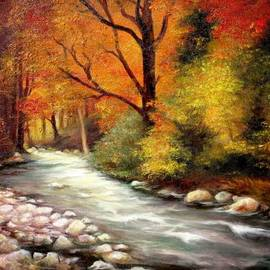 Sorin Apostolescu - Autumn in the forest