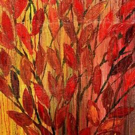 Dimitra Papageorgiou - Autumn leaves 2