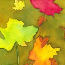 David Bartsch - Autumn Leaves