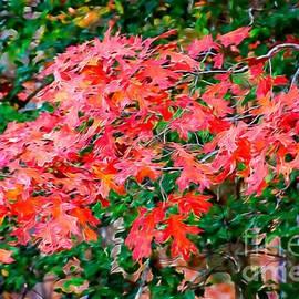 Kathy Liebrum Bailey - Autumn Leaves