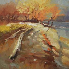 Elena Sokolova - Autumn light