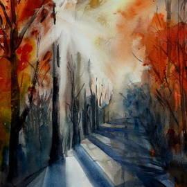 Radhika Srinivas - Autumn Light