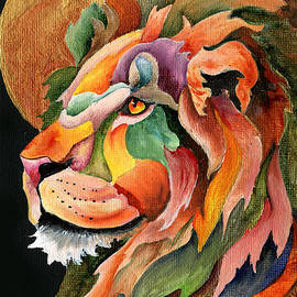 Sherry Shipley - Autumn Lion