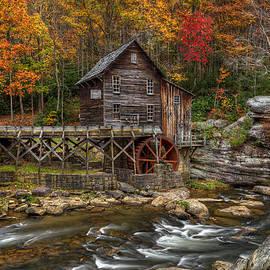 Douglas Berry - Autumn Mill