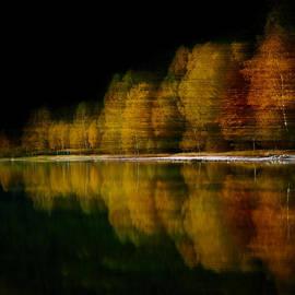 Attila Simon - Autumn mirror