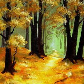 Shasta Eone - Autumn  Mist