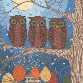 Pamela Schiermeyer - Autumn Moon