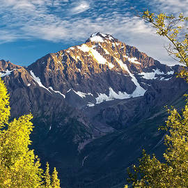 Ed Boudreau - Autumn Mountain