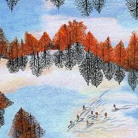 Wraymona Low - Autumn On The Lake