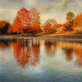 Joan Bertucci - Autumn Pond