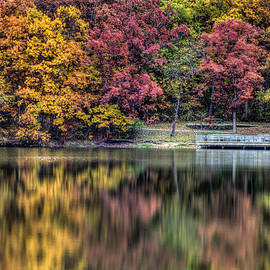 Scott Wood - Autumn Reflections
