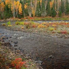 James Peterson - Autumn River