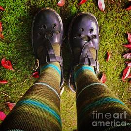 Andrea Gingerich - Autumn Shoes