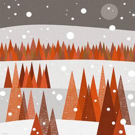 Val Arie - Autumn Snowfall