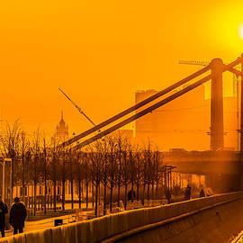 Alexander Senin - Autumn Sunset