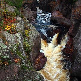 James Peterson - Autumn Temperance River