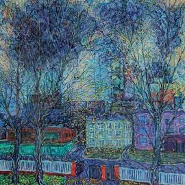 Anna Yurasovsky - Autumn Twilight
