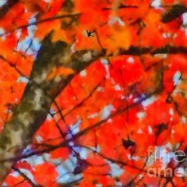 Elizabeth Coats - Autumn Watercolors